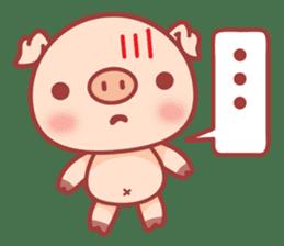 Piggy sticker #264019