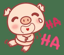 Piggy sticker #264020