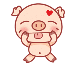 Piggy sticker #264022