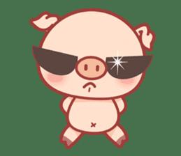 Piggy sticker #264024