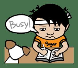 Sugar Pun Family sticker #264679