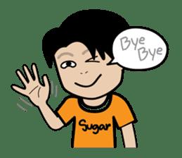 Sugar Pun Family sticker #264684