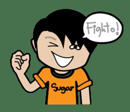 Sugar Pun Family sticker #264686