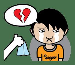 Sugar Pun Family sticker #264688