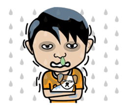 Sugar Pun Family sticker #264690