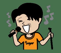 Sugar Pun Family sticker #264698