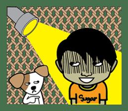 Sugar Pun Family sticker #264702