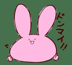 catandrabbit sticker #265035
