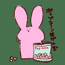 catandrabbit sticker #265061