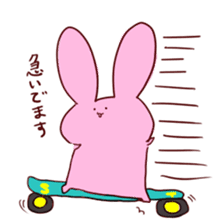 catandrabbit sticker #265064