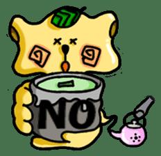 Genie of the kyuusu sticker #265396