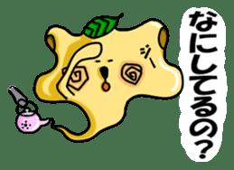 Genie of the kyuusu sticker #265398