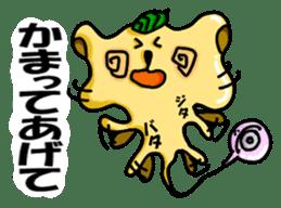 Genie of the kyuusu sticker #265404