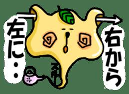 Genie of the kyuusu sticker #265413