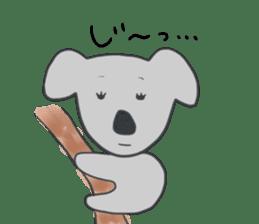 non-nervous animals sticker #265541