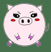 SHAWTY Animal sticker #265545
