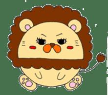 SHAWTY Animal sticker #265550