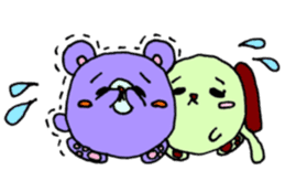 SHAWTY Animal sticker #265574