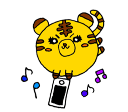 SHAWTY Animal sticker #265580