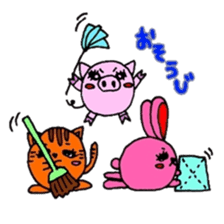 SHAWTY Animal sticker #265584
