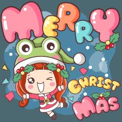 แนนนี่ กบน้อยคริสต์มาส & ปีใหม่