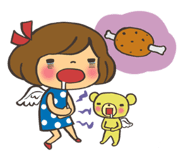 Kawaii Angel sticker #266075