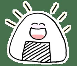 ONIGIRI sticker #266307