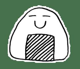 ONIGIRI sticker #266310