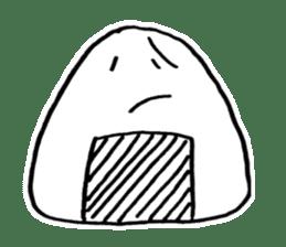 ONIGIRI sticker #266311