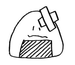 ONIGIRI sticker #266312