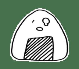 ONIGIRI sticker #266313