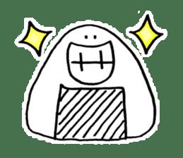 ONIGIRI sticker #266317