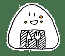 ONIGIRI sticker #266319
