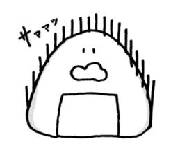 ONIGIRI sticker #266320