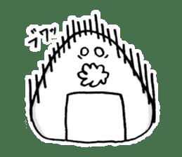 ONIGIRI sticker #266321