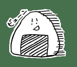 ONIGIRI sticker #266322