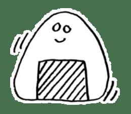 ONIGIRI sticker #266324