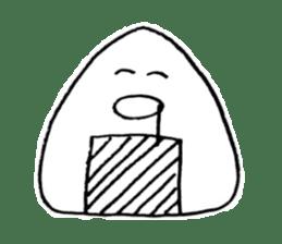 ONIGIRI sticker #266326