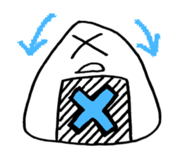 ONIGIRI sticker #266331