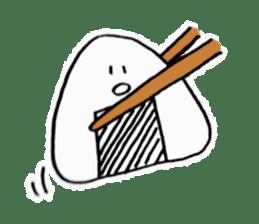 ONIGIRI sticker #266338