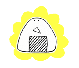 ONIGIRI sticker #266341