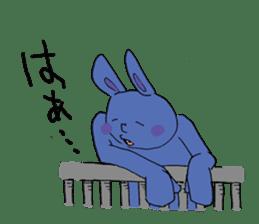 NO-TENKIUSAGI sticker #266760