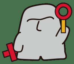 mojiro for you sticker #267678