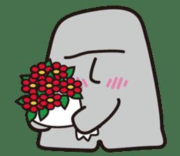 mojiro for you sticker #267680