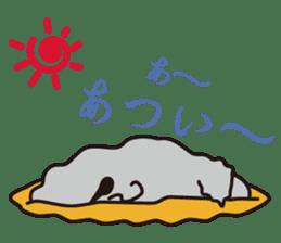 mojiro for you sticker #267690