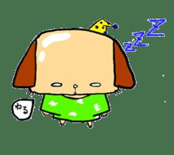 Lazy Friends sticker #268361