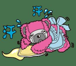 Gennosuke Rokubunji sticker #268673