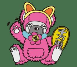 Gennosuke Rokubunji sticker #268676