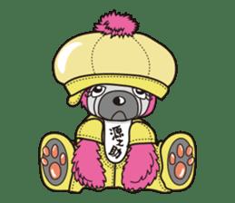 Gennosuke Rokubunji sticker #268683