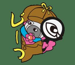 Gennosuke Rokubunji sticker #268688